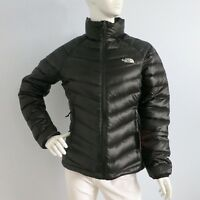 THE NORTH FACE Women's Flare 550-Down Insulated Puffer Jacket Black SZ S M L XL