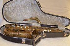 Selmer Paris Alto Saxophone Super Balanced Action - fresh service