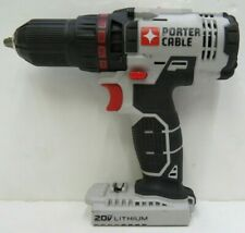 Porter Cable PCC601 20V MAX Lith-Ion 1/2 in. Cordless Drill / Driver (TOOL ONLY)