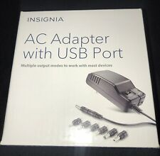 Insignia Ac Adapter With Usb Port Ns-Ac1200-C New In Box