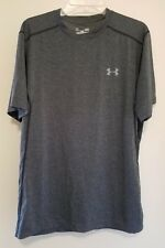 Pre-Owned Under Armour Heat Gear Athletic Top Mens Size Large