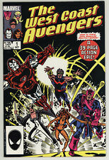 West Coast Avengers 1 - Copper Age Key - High Grade 9.4 NM