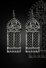 Restyle Ohrringe Kirche Gothic Lolita Cathedral Earrings Victorian Who Doctor