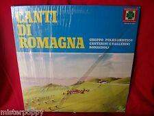 Gruppo Folk di Romagna CANTI DI ROMAGNA  LP 1975 ITALY MINT