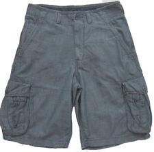 Mens Marks & Spencer Blue Shorts Waist Size 30