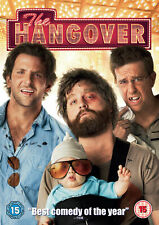 The Hangover [2009] (DVD) Zach Galifianakis, Bradley Cooper, Justin Bartha