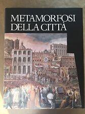 METAMORFOSI DELLA CITTA' - Leonardo Benevolo - Libri Scheiwiller - 1995