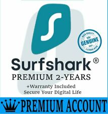 VPN Surshark 2 years / anni/ años
