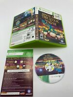 Microsoft Xbox 360 CIB Complete Tested South Park: The Stick of Truth