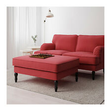 IKEA Remplacement Housse stocksund canapé 3 places Vellinge Rouge/Rose 602.809.84 NEUF