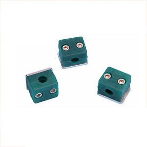 Stauff Pipe Clamp Hose Tube Clips Metric Sizes 4mm OD - 60mm OD Light Plastic