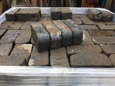 Reclaimed Victorian Staffirdshire Blue Single Bull Nose Bricks @ Walkers Reclaim