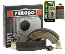 FERODO GANASCE FRENO POSTERIORE PER PIAGGIO VESPA 50 V FL 2 1993 1994 1995 1996
