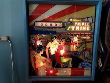 Triple Strike Pinball Machine by Williams-FREE SHIPPING