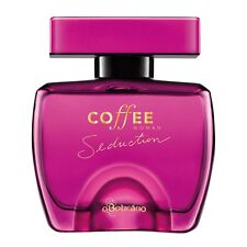 O Boticario - COFFEE WOMAN SEDUCTION Eau de Cologne Perfume - 3.4 oz / 100 ml