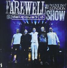 Farewell Show : Live in London - Delirious ? (CD, 2010, 2 Discs)