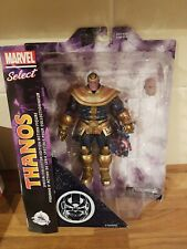 2018 Thanos Marvel Select Disney Store Exclusive Legends Avengers Figure new