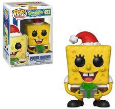 Funko Pop Sponge Bob Square Pants Christmas Vinyl Collectible Figure Toy NEW
