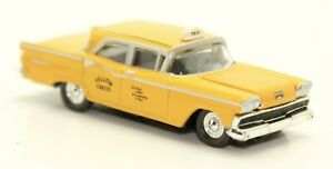 """1/87 HO Scale CMW """"Ford Yellow Cab"""""""