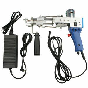 1pc Electric Loop Pile Type Carpet Weaving Machine Hand Tufting Gun Rug Making