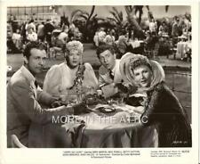 MARY MARTIN DICK POWELL BETTY HUTTON OIRG HAPPY GO LUCKY FILM STILL #1