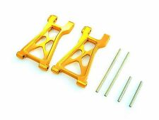 Redcat Racing Volcano 18 - Gold Aluminum Lower Arms. Part # M606. FREE US SHIP