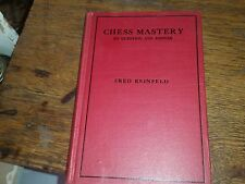 Chess Mastery by Question and Answer 1940 Hardcover by Fred Reinfeld