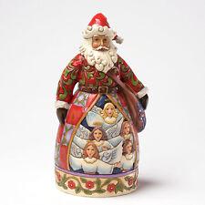 Jim Shore 2012 Christmas Song ~ Hark The Herald Angels Santa 6th/Series 4025796