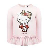 Monnalisa Hello Kitty Tunic Top 3 Years BNWT £70