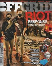 Recoil Magazine off Grid 2020 Issue 36 Captive Audience Survival Defense