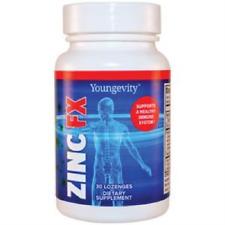 Youngevity Sirius Zinc FX 30 Lozenges Free Shipping