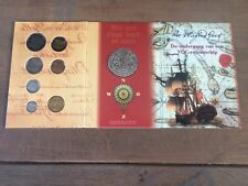 VOC Shipwreck Treasure 1733 Ducaton Zilveren Rijder Netherlands vliegend hart