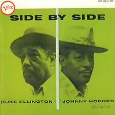 DUKE ELLINGTON AND JOHNNY HODGES – SIDE BY SIDE(1984 JAZZ CD REISSUE GERMANY)