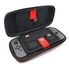 CAPCY Premium Case Nylon Schutz Tasche für Nintendo Switch spiele und Zubehör