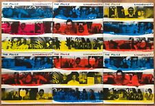 THE POLICE STING Synchronocity US LP x 6 DIFFERENT RARE ALT. COVERS AND COLORS