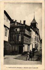 CPA  Bar-le-Duc - Maison style Louis XI  (631523)
