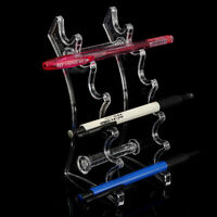 Makeup Brush Eyeshadow Pencil Pen Display Stand 6 Rooms Rack Organizer-Holder