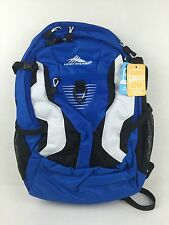 High Sierra Aggro Backpack w/ Laptop compartment - Vivid Blue