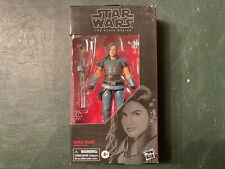 Hasbro Star Wars The Black Series #101 Cara Dune - NEW - GOOD CONDITION