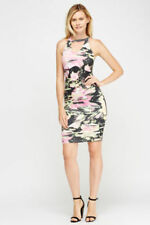 Any Occasion Stretch Floral Dresses for Women