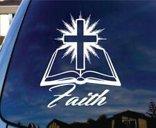 IHS Sun Decal sticker MULTICOLOR Cross Easter Jesus Catholic Sacred Immaculate