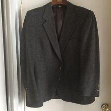 Wallachs VTG 100% Camel Hair  Gorgeous Men's Jacket SZ 44