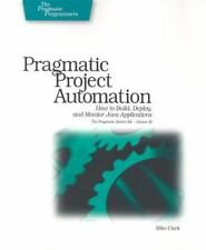 NEW - Pragmatic Project Automation: How to Build, Deploy, and Monitor Java Apps
