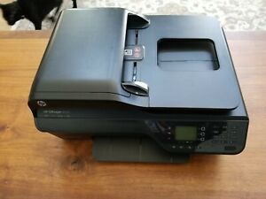 HP Officejet 4620 All-In-One Inkjet Printer