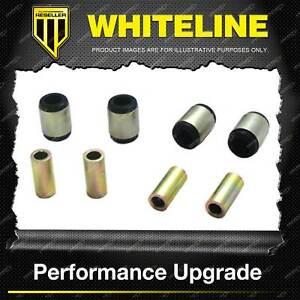 Whiteline Front Control Arm Lower Inner Bush for Isuzu D-Max TFR TFS 2008-5/2012