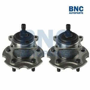 Rear Wheel Bearing Kit Pair for TOYOTA AVENSIS from 2008 to 2018 - MQ