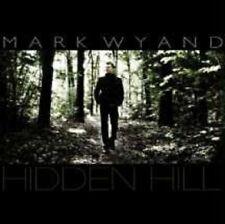 """MARK WYAND """"HIDDEN HILL"""" CD NEU"""
