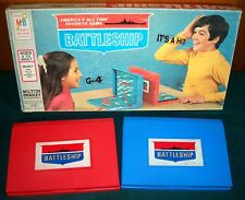 1971 Milton Bradley Battleship Naval Combat Game - 100% Complete - Vgc