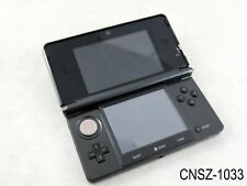 Japanese Nintendo 3DS Cosmo Black Console only Japan Import v11.1-5 US Seller