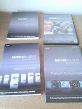 Serif MoviePlus X3 Digital Video Studio Complete Bundle. User & Directors guide
